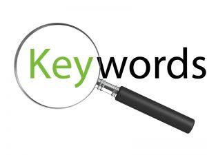 کلمه کلیدی